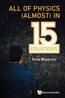 link to All of physics (almost) in 15 equations in the TCC library catalog