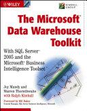 Pdf The MicrosoftData Warehouse Toolkit