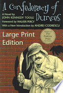 A Confederacy of Dunces Pdf/ePub eBook