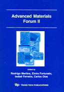 Advanced Materials Forum Two Book