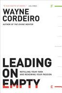 Leading on Empty [Pdf/ePub] eBook