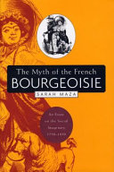 The Myth of the French Bourgeoisie [Pdf/ePub] eBook