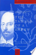 A Pleasant Conceited Historie  Called The Taming of a Shrew Book