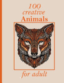 100 Creative Animals for Adult