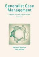 Generalist Case Management Book