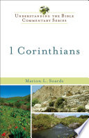 1 Corinthians  Understanding the Bible Commentary Series