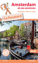 Guide du Routard Amsterdam et ses environs 2018