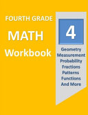 Fourth Grade Math Workbook