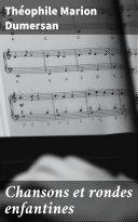 Pdf Chansons et rondes enfantines Telecharger