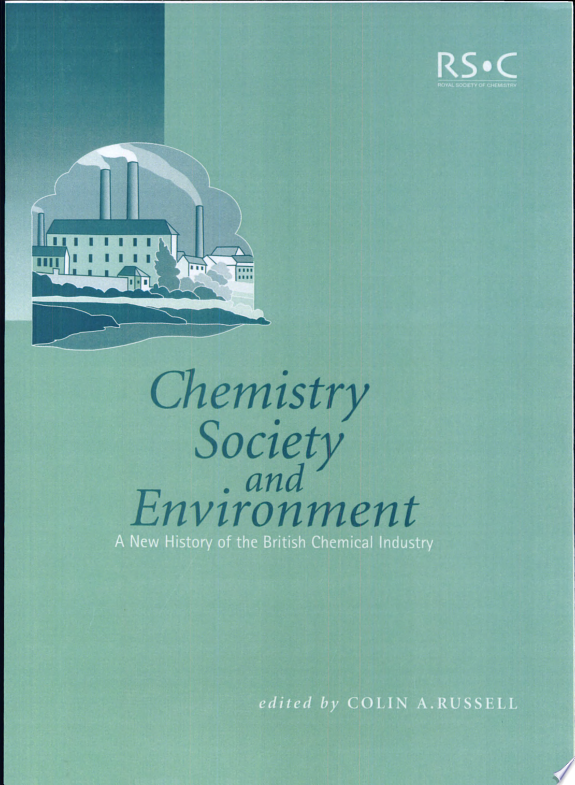 Chemistry, Society and Environment