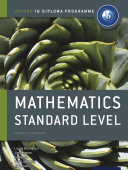 Oxford IB Diploma Programme  Mathematics Standard Level Course Companion