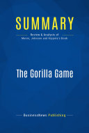 Summary  The Gorilla Game