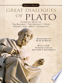 Read Online Great Dialogues of Plato For Free
