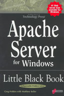Apache Server for Windows Little Black Book
