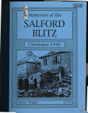 Pdf Memories of the Salford Blitz