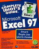 The Complete Idiot s Guide to Microsoft Excel 97 Book PDF