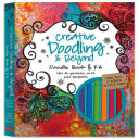 Creative Doodling   Beyond Doodle Book   Kit