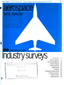 Standard   Poor s Industry Surveys