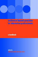 Evidence based Practice for Information Professionals