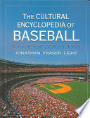 The Cultural Encyclopedia of Baseball