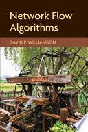 Network Flow Algorithms Book