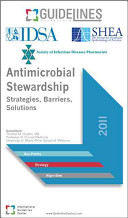 Antimicrobial Stewardship Guidelines Pocketcard