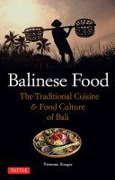 Balinese Food Pdf/ePub eBook