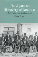 The Japanese Discovery of America