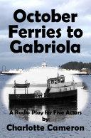 October Ferries to Gabriola Pdf/ePub eBook