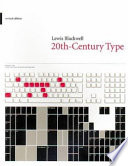 20th Century Type Book PDF