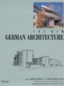 The New German Architecture