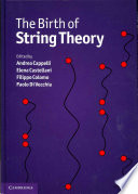 The Birth of String Theory