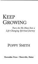 Keep Growing Book