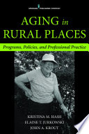 Aging in Rural Places Book