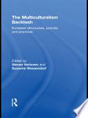 Multiculturalism Backlash Pdf/ePub eBook