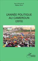 L'année politique au Cameroun (2015)