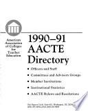 AACTE Directory