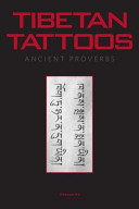 Tibetan Tattoos Ancient Proverbs Book PDF