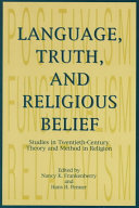 Language  Truth  and Religious Belief