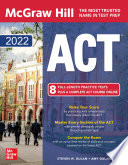 McGraw Hill Education ACT 2022