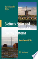 Biofuels  Solar and Wind as Renewable Energy Systems