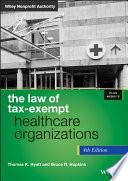 The Law of Tax Exempt Healthcare Organizations