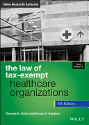 Pdf The Law of Tax-Exempt Healthcare Organizations Telecharger