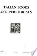 Italian Books and Periodicals  , Volume 13