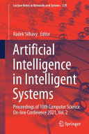 Artificial Intelligence in Intelligent Systems