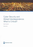Cyber Security and Global Interdependence
