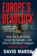 Europe's Deadlock