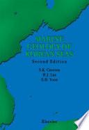 Marine Geology of Korean Seas Book