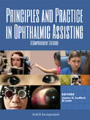 Principles and Practice in Ophthalmic Assisting Book