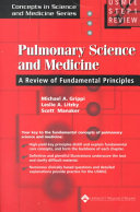 Pulmonary Science and Medicine